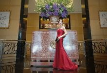 James & Inez Wedding - Mulia Hotel Jakarta by Mosandy Esenway management