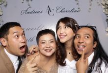 Andreas & Charoline by PIXOLA Photo Booth