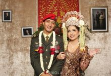 SYAFIRA & BOVI by PIXOLA Photo Booth