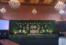 BIYAN & GILANG WEDDING by United Grand Hall