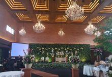 BIYAN & GILANG WEDDING by United Grand Hall