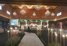 ANGGI & RISHKY WEDDING by United Grand Hall