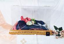 [Photoshoot] 2019 ED Gold Tray, Baju Tidur by EDseserahan