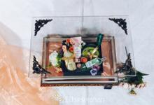 [Photoshoot] 2019 ED Blackgold Tray, Alat Mandi by EDseserahan