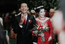 Wedding Maya & Dwi by HENRY BRILLIANTO