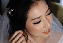WM Bride - Sherly by Makeup by Windy Mulia