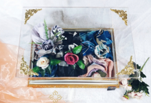 [Photoshoot] 2019 ED Gold Tray, Seserahan Kerudung by EDseserahan