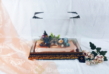 [Photoshoot] 2019 ED Blackgold Tray, Kunci Rumah by EDseserahan