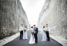 Evan & Agnes Wedding by Alethea Sposa
