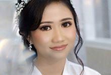 Bride Makeup By Valeria by Leneva Bridal