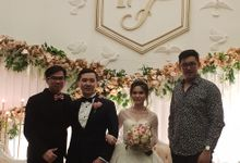 Wedding Reception of Kenny & Felice by DJ Perpi