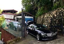 23/12/17 Mercedes Benz E-Class W213 Convoy by Maxicab Services