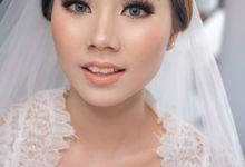 BRIDE MAKEUP FOR Ms Evita by Valerieangmakeup