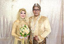 Linda and Reza Wedding by 83photostudio