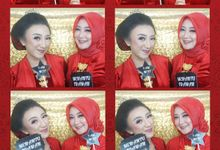 Wedding Ditta & Danar by Litbox Photobooth