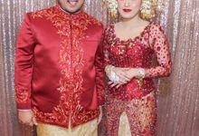 Flori and Gema Wedding by 83photostudio