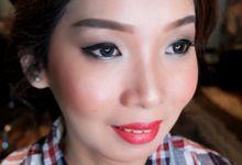 Makeup For Mrs Nova by Vichelean Make Up Artist