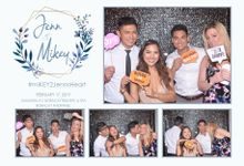 Mikey & Jen Wedding Photobooth by Boracay Starshots Photobooth
