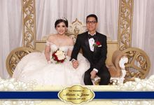 MARCO & JEANE WEDDING by snaphot official photobooth