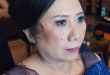 Mom Of The Bride, Mrs. Henny by Vichelean Make Up Artist