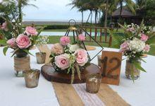 Wedding Sandy & Verita 02.03.19 by Bali Rental Tiffany