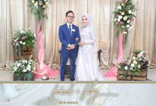 FAISAL & FEBY WEDDING by snaphot official photobooth