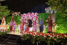 Wedding MC For Januar & Irina by MC RINTO