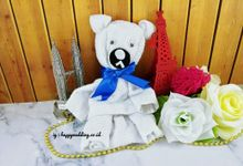 Souvenir Handuk Beruang by Happy Wedding