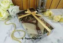 Hampers Sejadah Tasbih by Happy Wedding
