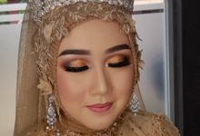 Fitri Wedding by Dian Salon