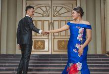 prewedding by CU4 Photography