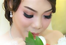 Makeup & Hair Do by JCL FOTO BRIDAL SALON