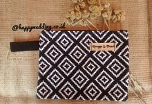 Souvenir Pouch Kanvas by Happy Wedding