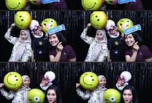 Birthday Party Bapak Myland Jasa Raharja by Foto moto photobooth