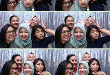 Event Kartini Day PT Pertamina by Foto moto photobooth