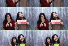 Event Kartini Day PT Pertamina by Foto moto photobooth