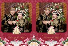 Arifin & Anindya Wedding by Foto moto photobooth