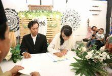 Maloka & Agus Wedding by Djoyoboyo Cafe