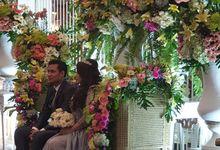 Resepsi Pernikahan International Irma Dan Jovan by Dirasari Catering