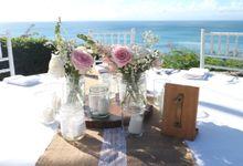 Wedding Elaine & Khew 05 May 2019 by Bali Bless Florist