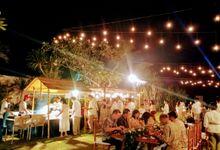 Live Grill at Villa Phalosa, Pantai Batu Belig by Wahaha Pork Ribs