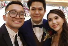 Wedding of Enrico and Lisa by MC Samuel Halim