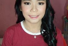 Makeup Prewed by Stefanimakeupartist