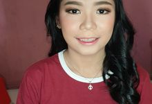 Makeup Prewed by Stefanimakeupartist