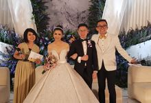 Wedding of Suhendra & Danise by MC Samuel Halim