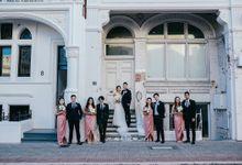 Phobe & William Wedding by Roopa