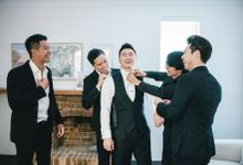 Phobe & William Wedding by Roopa