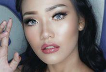 Wedding Look by Vivi Esther Makeup Artistry