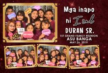 Family Reunion by Boracay Starshots Photobooth