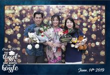 GRADUATION SMP CITRA KASIH by Snapshot Photobooth